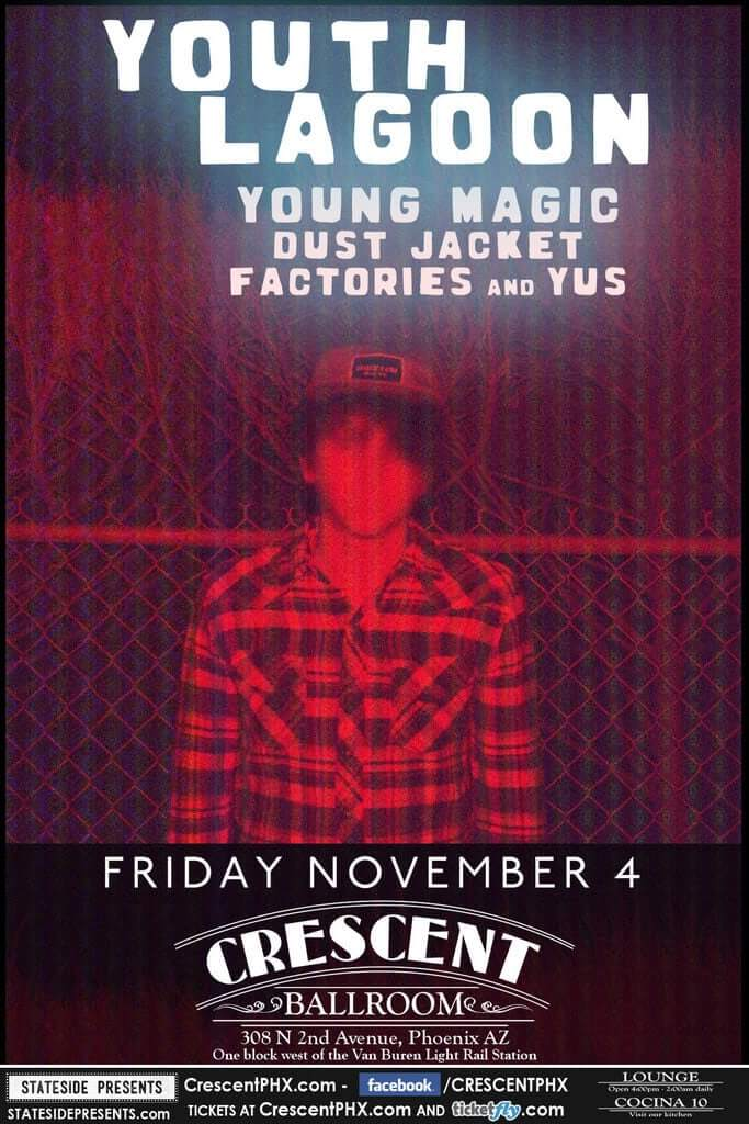 youth lagoon nov 2011